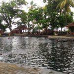 Kolam Renang Alami Air Sanih