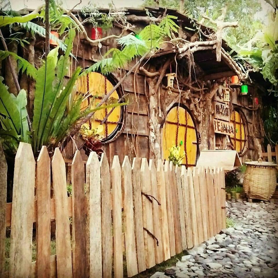 Kubu Hobbit Pedawa 2 » Kubu Hobbit Pedawa, Tempat Wisata Unik dengan Tema ala Rumah Hobbit