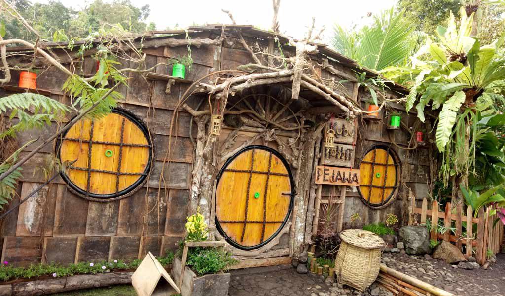 Kubu Hobbit Pedawa 3 1024x600 » Kubu Hobbit Pedawa, Tempat Wisata Unik dengan Tema ala Rumah Hobbit