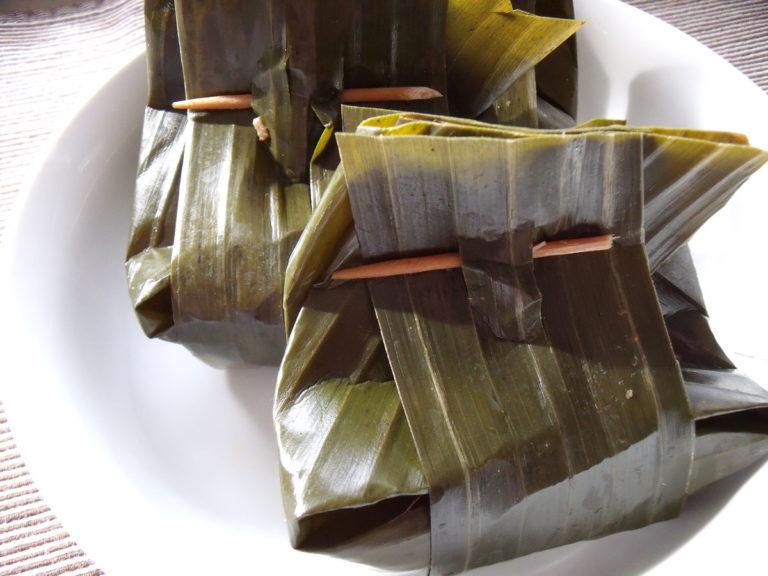 Kuliner Tum Khas Bali 2 » Mencicipi Kuliner Tum Khas Bali, Sajian Botok dari Pulau Dewata