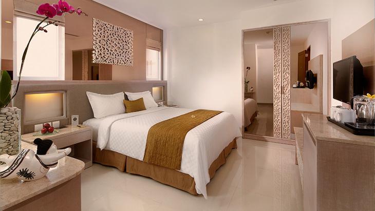 Kuta Angel Hotel 4 » Kuta Angel Hotel, Hotel Bintang 3 dengan Fasilitas yang Ramah Anak