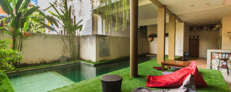Kuta Suci Beach Hotel Bali