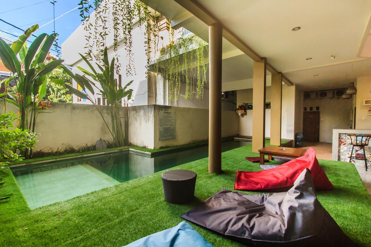 Kuta Suci Beach Hotel Bali, Penginapan Murah Dekat Pantai yang Instagramable