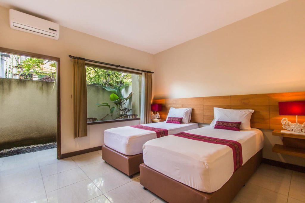 Kuta Suci Beach Hotel Bali 2 1024x682 » Kuta Suci Beach Hotel Bali, Penginapan Murah Dekat Pantai yang Instagramable