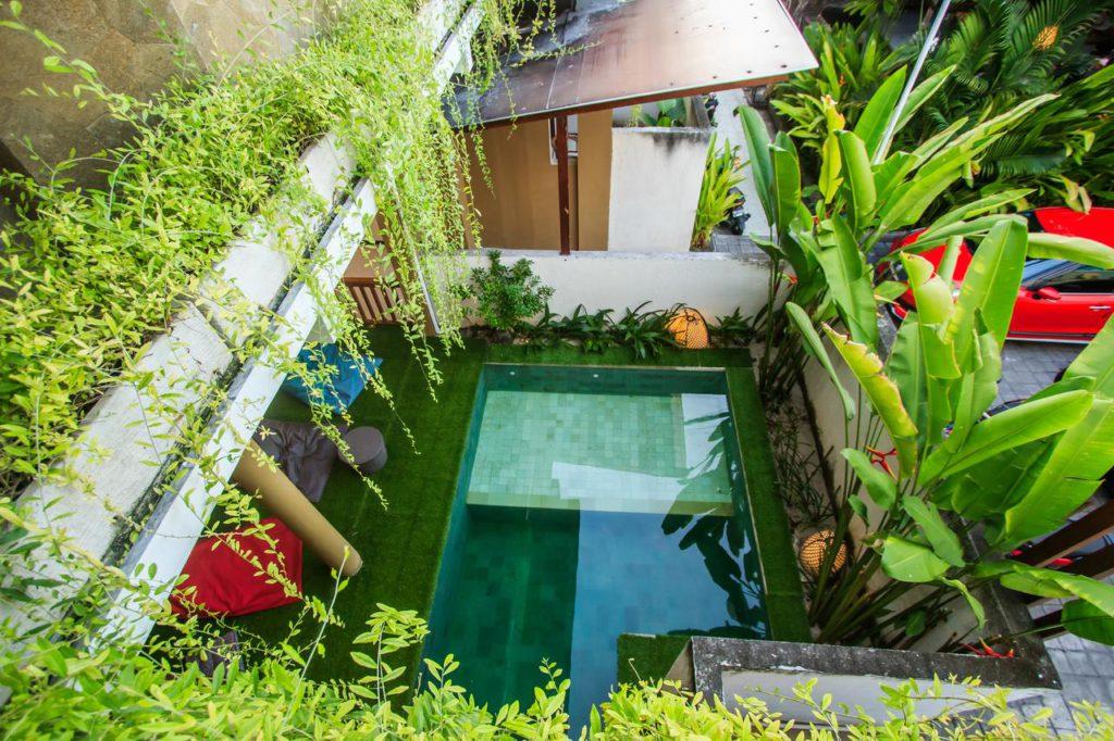 Kuta Suci Beach Hotel Bali 5 1024x682 » Kuta Suci Beach Hotel Bali, Penginapan Murah Dekat Pantai yang Instagramable
