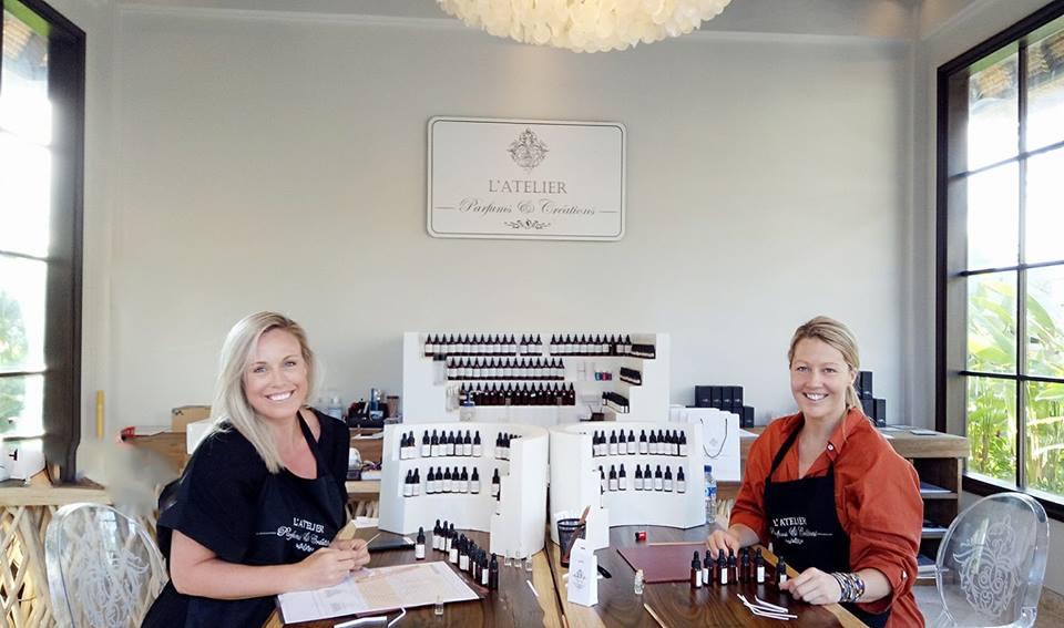 L'Atelier Parfums et Creations Bali 1 » L'Atelier Parfums et Creations Bali, Sensasi Liburan Sambil Mencoba Buat Parfum Sendiri
