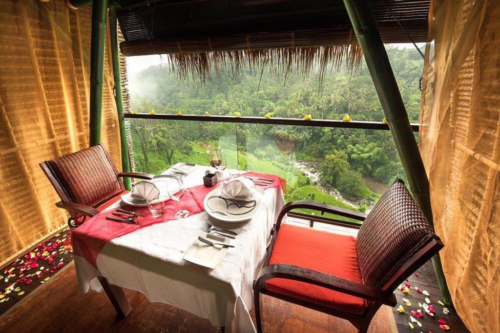 La View Restaurant Ubud 2 1024x683 » La View Restaurant Ubud, Tempat Makan Romantis dengan Panorama Sungai Ayung dan Suasana Alami