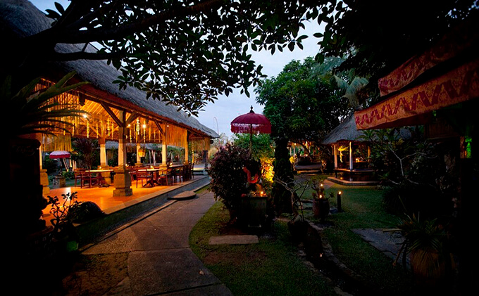 Laka Leke Hideaway Restaurant Ubud 1 » Laka-Leke Hideaway Restaurant Ubud, Sajian Bebek Crispy-nya Menggugah Selera