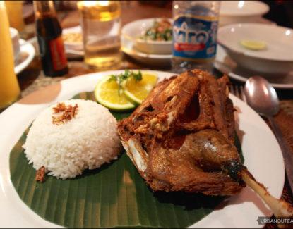 Laka-Leke Hideaway Restaurant Ubud