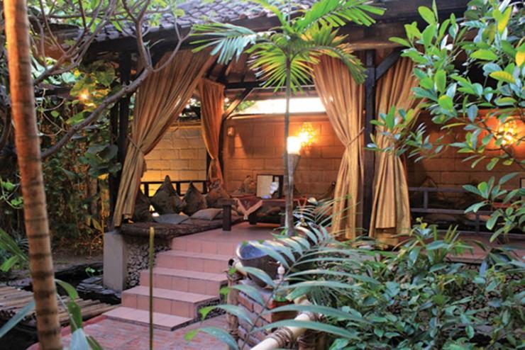 Layali Arabiya Lebanese Restaurant and Lounge » 7 Tempat Makan Halal di Bali yang Cozy Banget