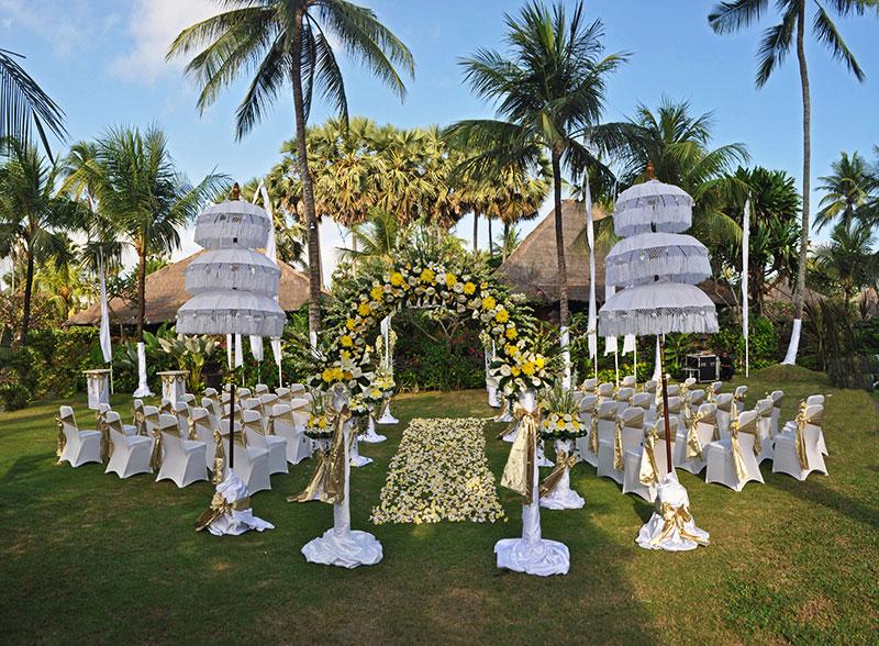 Legian Beach Hotel Kuta 2 » Legian Beach Hotel Kuta, Sediakan Paket Pernikahan Bernuansa Tepi Pantai yang Romantis