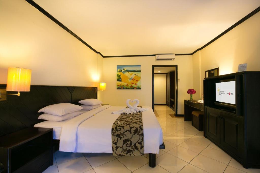 Legian Paradiso Hotel Bali 2 1024x683 » Legian Paradiso Hotel Bali, Penginapan Bintang 3 yang Nyaman di Pusat Kota