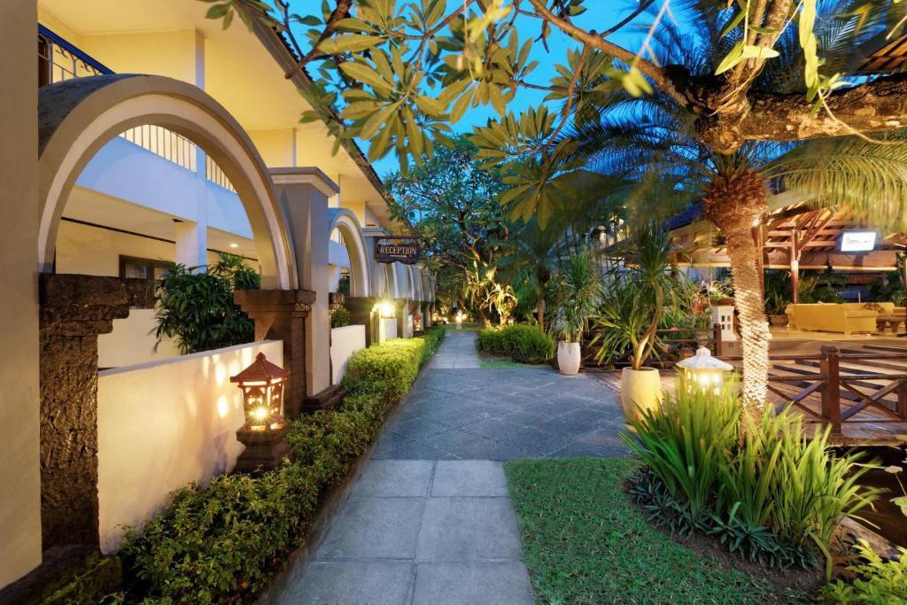 Legian Paradiso Hotel Bali 3 1024x683 » Legian Paradiso Hotel Bali, Penginapan Bintang 3 yang Nyaman di Pusat Kota