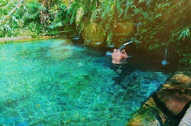 Lembah Bidadari Ubud 1 » Lembah Bidadari Ubud, Destinasi Wisata Tersembunyi Bali yang Begitu Menyegarkan