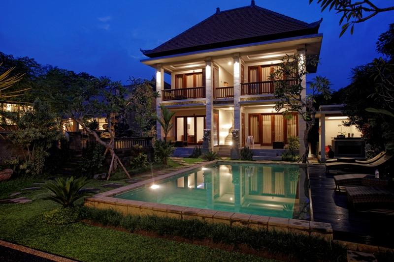 Lili House Ubud, Hotel Keluarga yang Murah dengan Fasilitas Lengkap