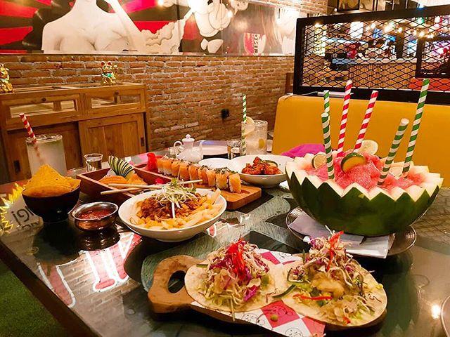 Ling Ling Restaurant Bali 2 » Ling Ling Restaurant Bali, Sajian Menu Kombinasi Jepang dan Korea yang Unik dan Lezat