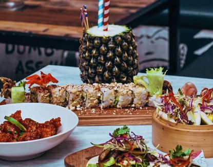 Ling Ling Restaurant Bali