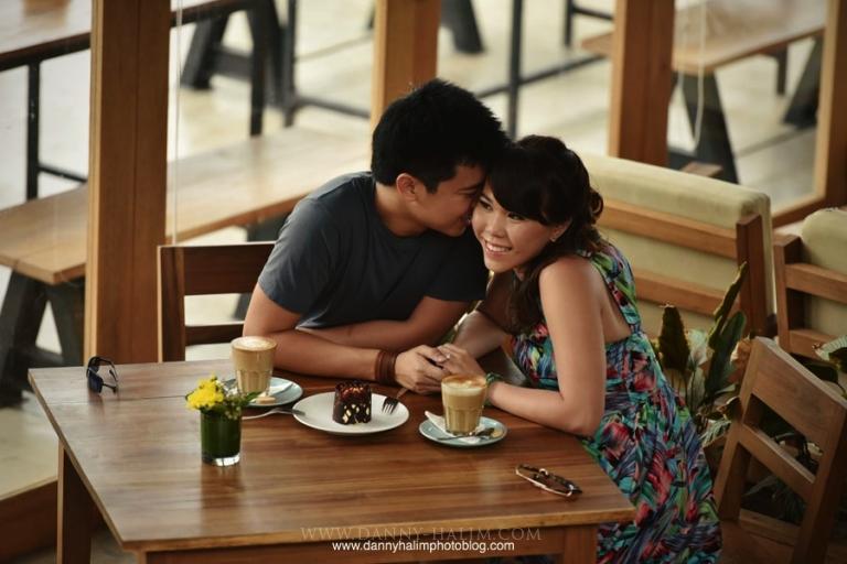 Lokasi Prewedding di Bali 7 » 7 Pilihan Kafe dan Resto Unik dan Favorit untuk Lokasi Prewedding di Bali