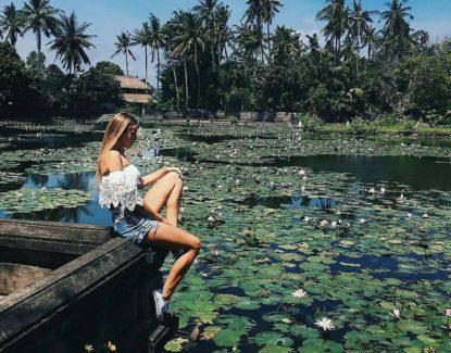 Lotus Lagoon candidasa