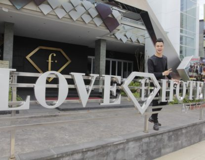 Love F Hotel Legian
