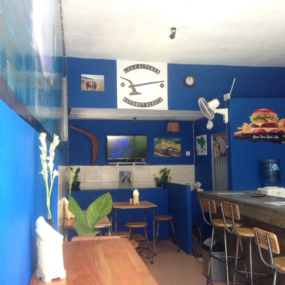 Luku Kitchen Seminyak 2 » Luku Kitchen Seminyak, Tempat yang Tepat Berburu Sajian Burger dan Burrito