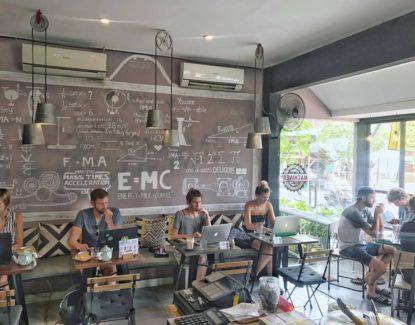 Machinery Cafe Canggu