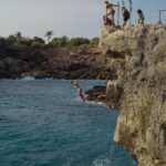 Mahana Point Cliff Jump Nusa Lembongan Aman