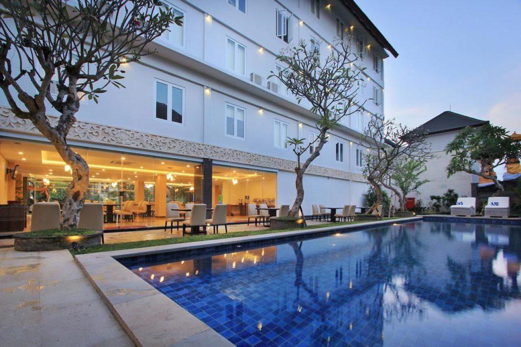 Mars City Hotel Denpasar 1 1024x683 » Mars City Hotel Denpasar, Hotel Bintang 3 dengan Fasilitas Lengkap yang Murah Meriah