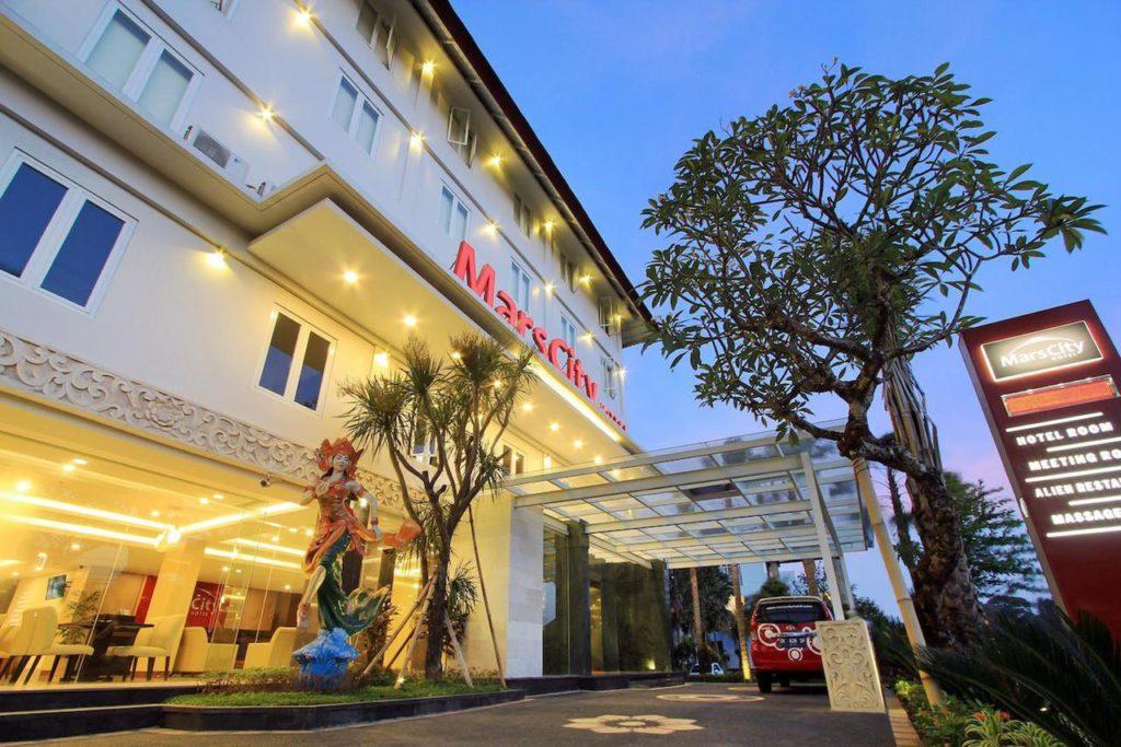 Mars City Hotel Denpasar 2 1024x683 » Mars City Hotel Denpasar, Hotel Bintang 3 dengan Fasilitas Lengkap yang Murah Meriah
