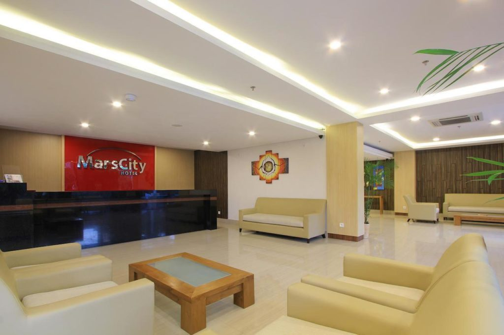 Mars City Hotel Denpasar 3 1024x682 » Mars City Hotel Denpasar, Hotel Bintang 3 dengan Fasilitas Lengkap yang Murah Meriah
