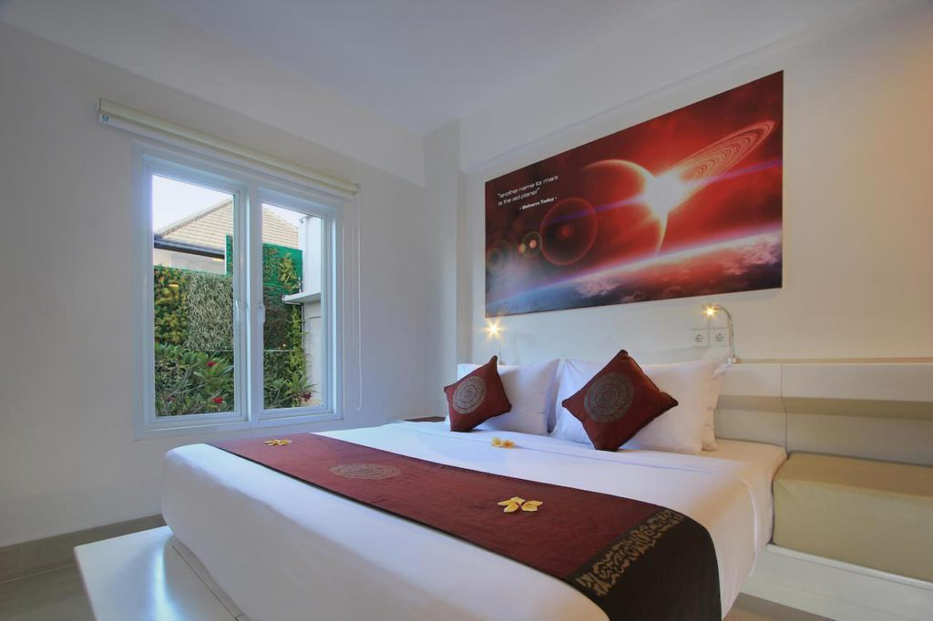 Mars City Hotel Denpasar 4 1024x682 » Mars City Hotel Denpasar, Hotel Bintang 3 dengan Fasilitas Lengkap yang Murah Meriah
