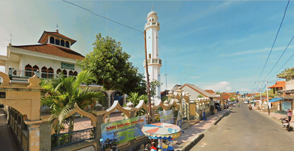 Masjid Nurul Huda Gelgel 2 1024x528 » Masjid Nurul Huda Gelgel, Masjid Pertama dan Tertua   di Pulau Bali
