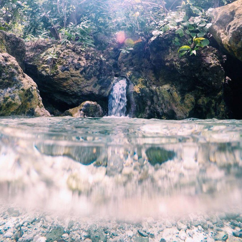 Mata Air Tembeling Nusa Penida