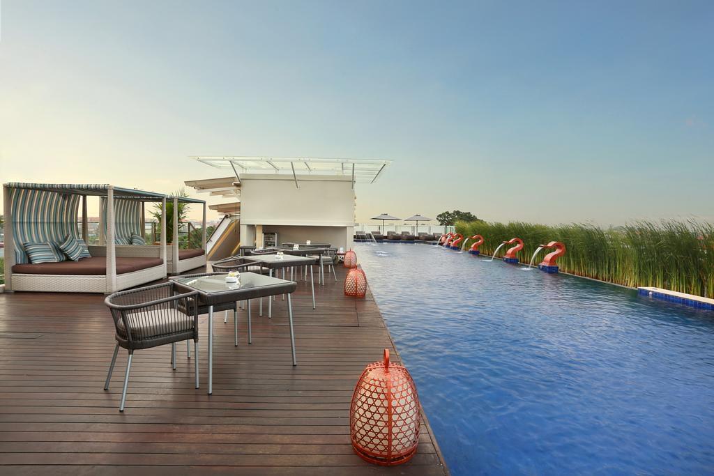 Mega Boutique Hotel Denpasar 1 1024x683 » Mega Boutique Hotel Denpasar, Penginapan Mewah dengan Kolam Renang Rooftop Mengagumkan