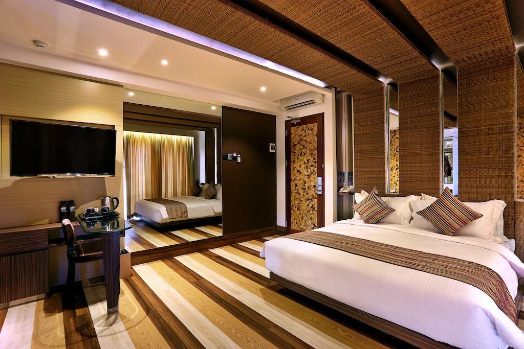 Mega Boutique Hotel Denpasar 2 1024x683 » Mega Boutique Hotel Denpasar, Penginapan Mewah dengan Kolam Renang Rooftop Mengagumkan