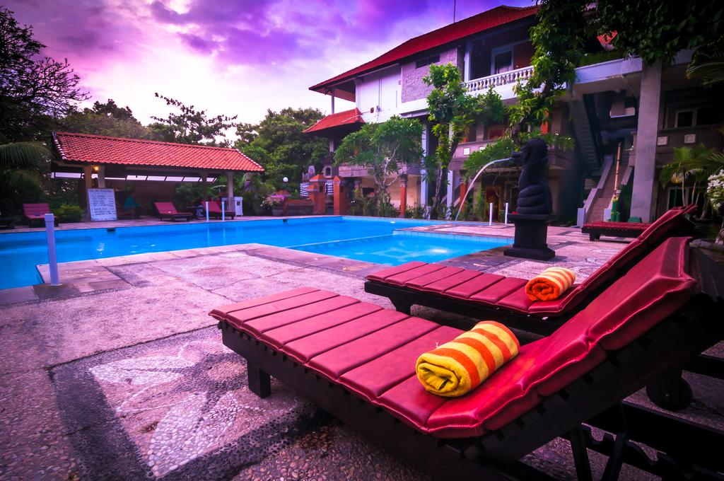 Melasti Kuta Bungalows Bali, Penginapan Murah dengan Lokasi Strategis Dekat Pantai Kuta
