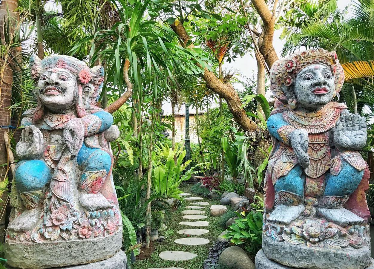 Melati Bali Homestay Canggu, Penginapan Murah dengan Suasana yang Asri dan Menyejukkan