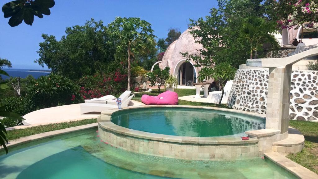Mentigi Bay Dome Villas Lombok 2 1024x576 » Mentigi Bay Dome Villas Lombok, Penginapan Unik ala Rumah Hobbit