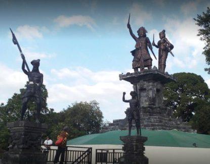 Monumen Perang Puputan Jagaraga