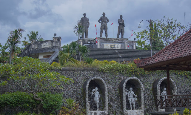 Monumen Tri Yudha Sakti Singaraja, Monumen Bersejarah Simbol Perjuangan Pahlawan Buleleng