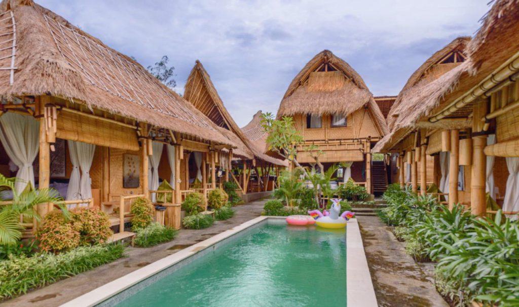Moon Bamboo Villa Canggu