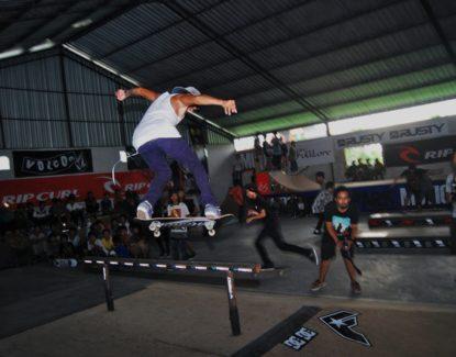 Motion Skatepark Kuta