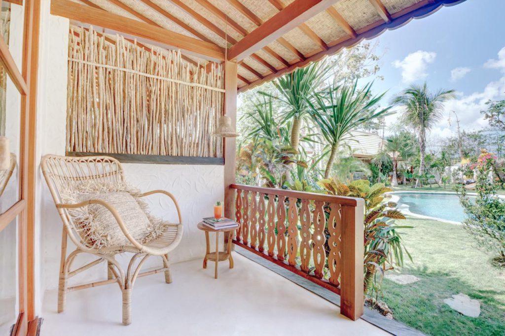 Mule Malu Tropical Stay Uluwatu 6 1024x682 » Mule Malu Tropical Stay Uluwatu, Penginapan dengan Desain Perpaduan Mediterania dan Tropis yang Nyaman