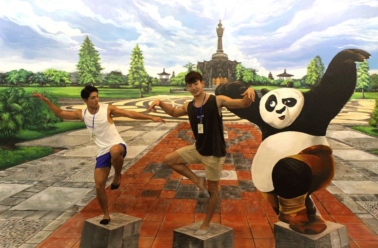 Museum IAM Bali 3D
