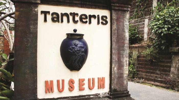 Museum Keramik Tanteri Tabanan, Liburan Edukatif Sekaligus Berburu Oleh-Oleh Unik