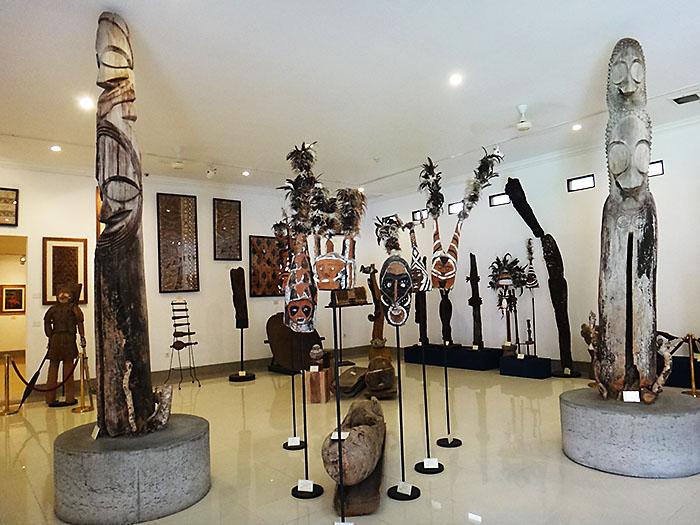 Museum Pasifika Nusa Dua 1 » Wisata Seni Budaya Tinggi di Museum Pasifika Nusa Dua