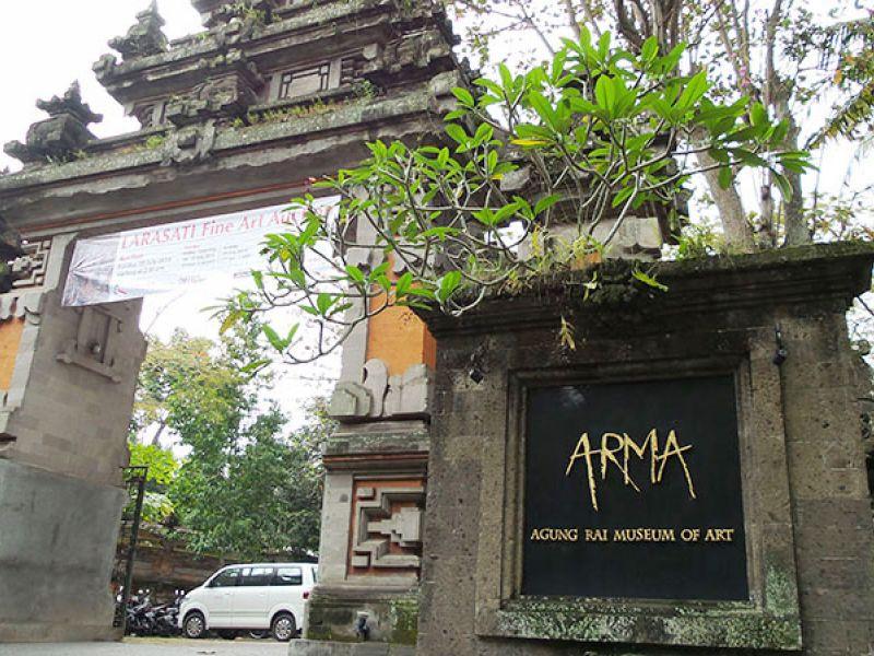 Museum Seni Agung Rai Ubud