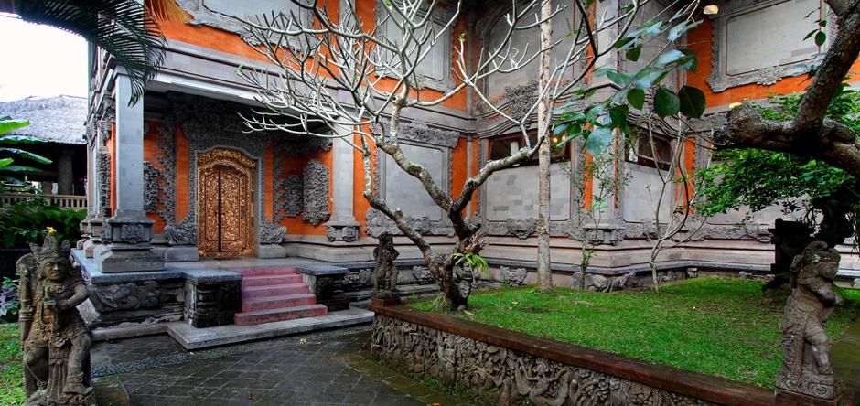 Museum Seni Agung Rai Ubud 3 » Museum Seni Agung Rai Ubud, Sajian Koleksi Seni Terbaik di Pulau Dewata