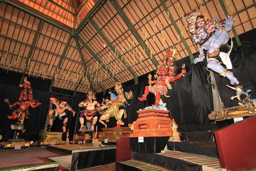 Museum Yadnya Mengwi, Lebih Dekat dengan Budaya Spiritual Masyarakat Hindu Bali di Sini