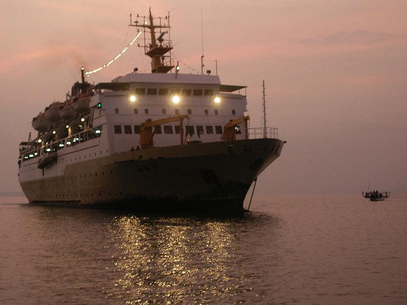 Ingin Liburan Murah ke Bali, Naik Kapal Pelni KM Awu   Saja!